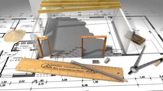 Qu'entend-on exactement par gros œuvre lors d'une construction ?